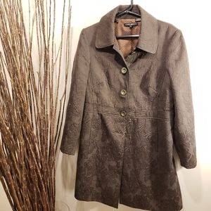 CLOSET CLEAROUT!!  Light spring coat
